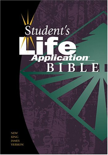 Student's Life Application Bible-NKJV 9780842328456