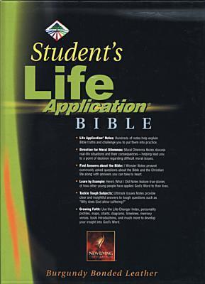 Student's Life Application Bible-Nlt 9780842352284