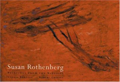 Susan Rothenberg: Paintings from the Nineties 9780847822676