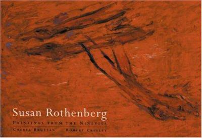 Susan Rothenberg: Paintings from the Nineties 9780847822676