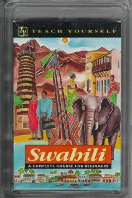 Swahili Complete Course: With Book 9780844238357
