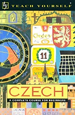 Teach Yourself Czech Complete Course 9780844238555