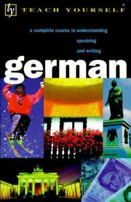 Teach Yourself German Audio [With 2 Cassettes] 9780844202228