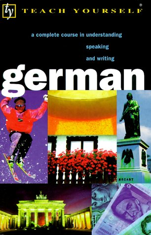 Teach Yourself German Complete Course 9780844202198