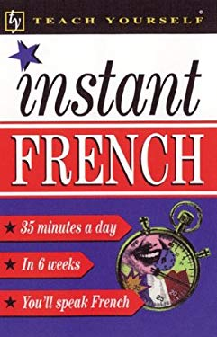 Teach Yourself Instant French 9780844202150