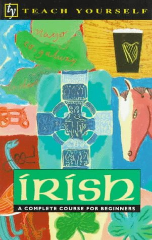 Teach Yourself Irish: Complete Course 9780844238005