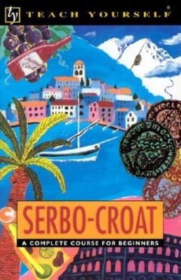 Teach Yourself Serbo-Croat Complete Course 9780844238722