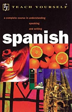 Teach Yourself Spanish Complete Course 9780844201825