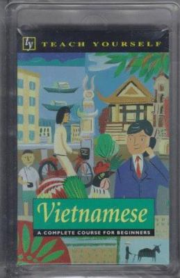 Teach Yourself Vietnamese Complete Course 9780844235899