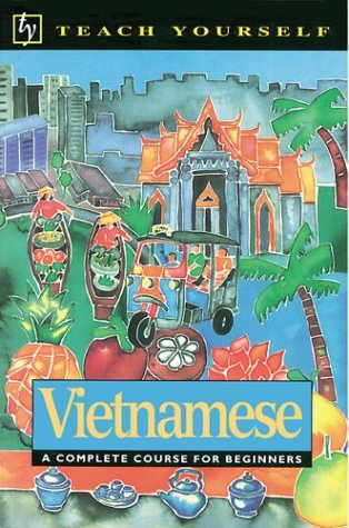 Teach Yourself Vietnamese Complete Course 9780844237077