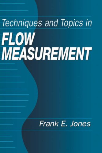 Techniques & Topics in Flow Measurement 9780849324758