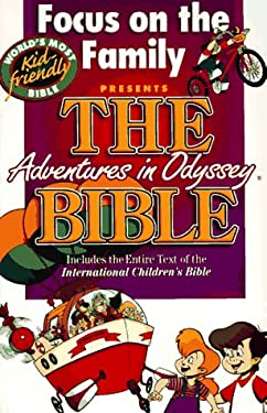 The Adventures in Odyssey Bible 9780849950797