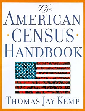 The American Census Handbook 9780842029247