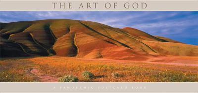 The Art of God Panoramic Postcard Book 9780842352208