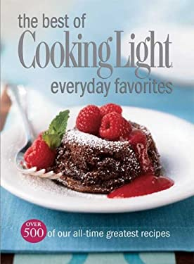 The Best of Cooking Light Everyday Favorites 9780848732615