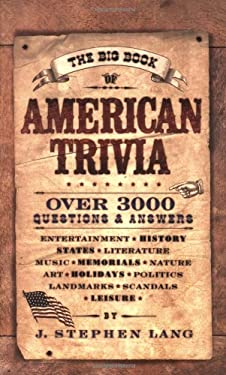 The Big Book of American Trivia 9780842383134