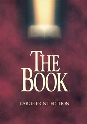 The Book-Nlt-Large Print 9780842335454