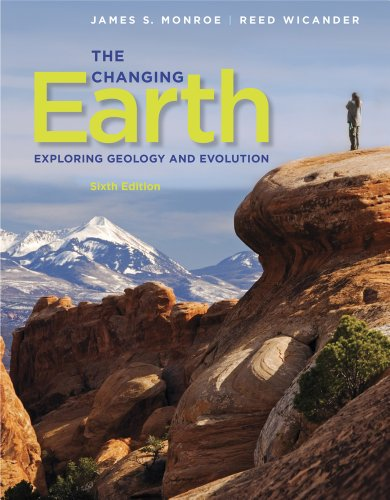 The Changing Earth: Exploring Geology and Evolution 9780840062086