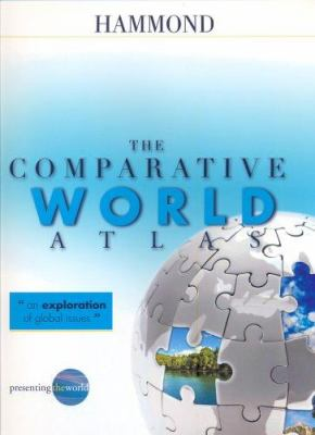 The Comparative World Atlas 9780843709520