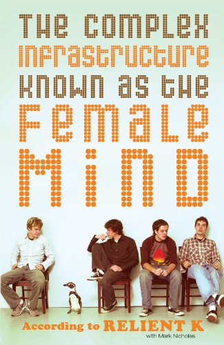 The Complex Infrastructure Known as the Female Mind: According to Relient K 9780849944963