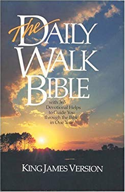The Daily Walk Bible 9780842305044