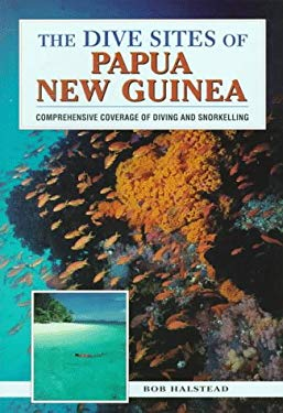 The Dive Sites of Papua New Guinea 9780844248578