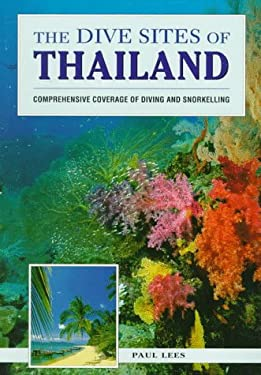 The Dive Sites of Thailand 9780844248493