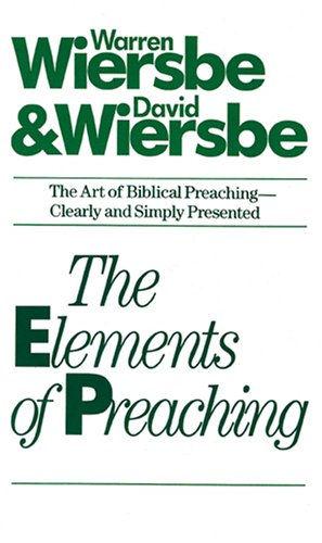 The Elements of Preaching 9780842307574