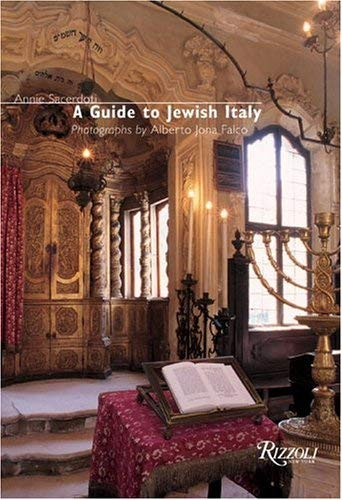 The Guide to Jewish Italy 9780847826537
