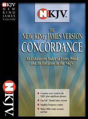 The NKJV Concordance 9780840742612
