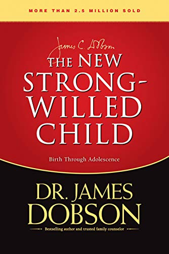 The New Strong-Willed Child 9780842336222