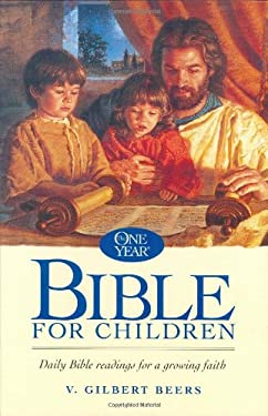 The One Year Bible for Children 9780842373555
