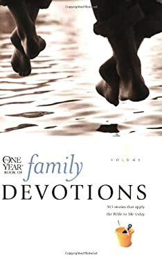 The One Year Book of Family Devotions 9780842325417
