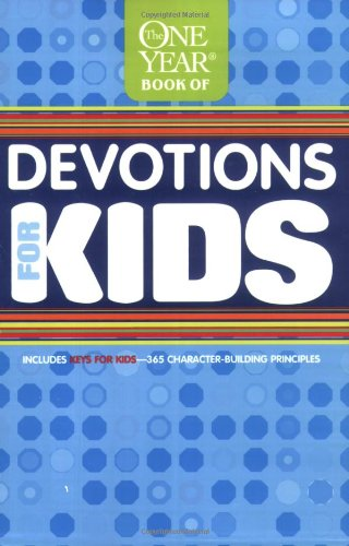 The One Year Devotions for Kids #1 9780842350877