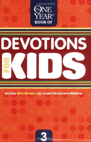 The One Year Devotions for Kids #3 9780842346627