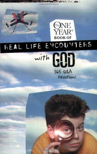 The One Year Real Life Encounters with God: 365 Q&A Devotions 9780842372060