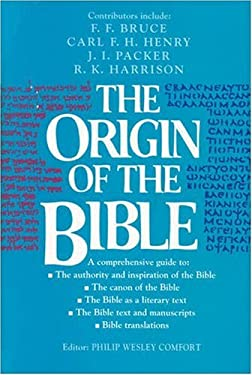 The Origin of the Bible 9780842347358