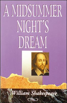 The Shakespeare Plays: A Midsummer Night's Dream 9780844257419