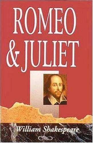 The Shakespeare Plays: Romeo & Juliet 9780844257471