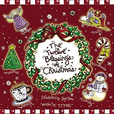 The Twelve Blessings of Christmas 9780849995620