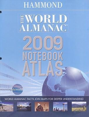 The World Almanac Notebook Atlas 9780843709735