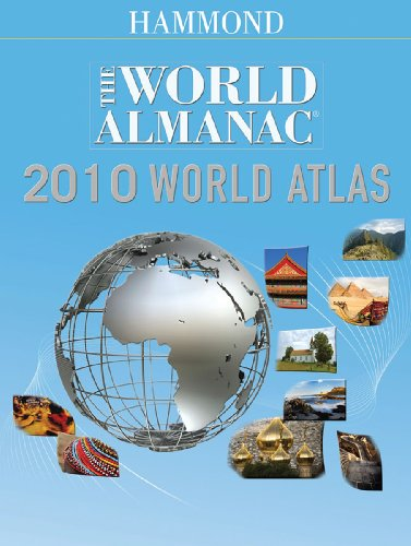 The World Almanac World Atlas 9780843713640
