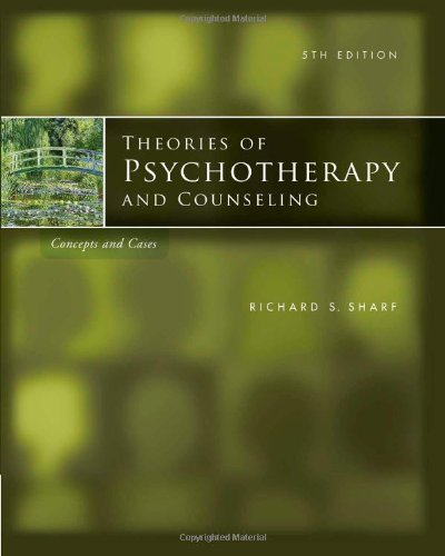 Theories of Psychotherapy & Counseling: Concepts and Cases 9780840033666