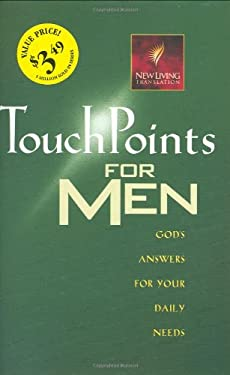 TouchPoints for Men: God's Answers for Your Daily Needs 9780842333078