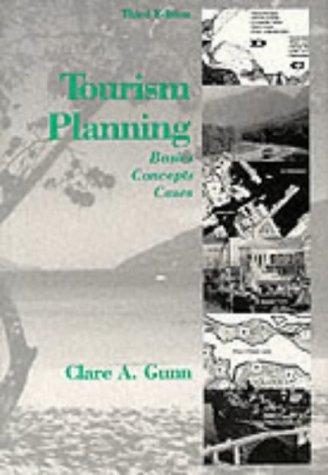 Tourism Planning: Basics, Concepts, Cases 9780844817439