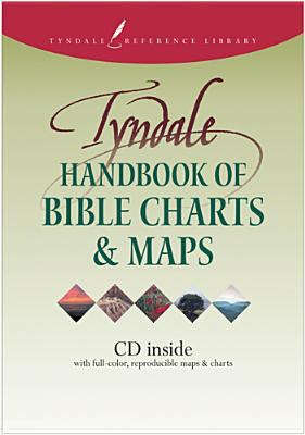Tyndale Handbook of Bible Charts and Maps [With CD] 9780842335522