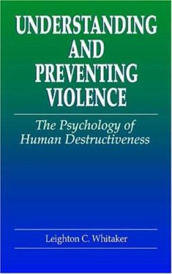 Understanding and Preventing Violence 9780849322655