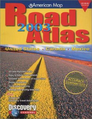 United States Road Atlas 9780841617827