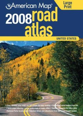 United States Road Atlas 9780841628342