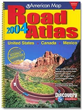 Us/Canada/Mexico Road Atlas 2004 (Standard) 9780841617872